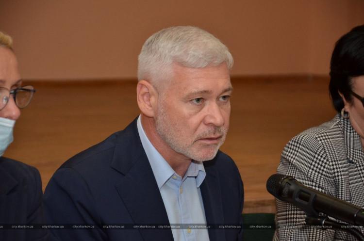 заступник мера Харкова Ігор Терехов зустрівся з потенційними виборцями