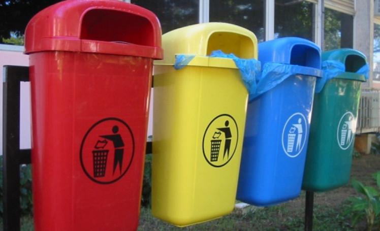Контейнери для роздільного збирання сміття