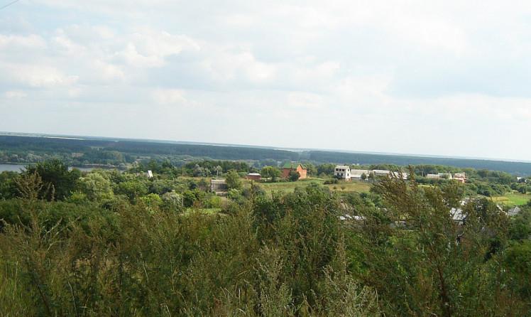 Салтовское городище расположено на территории Салтовской общины