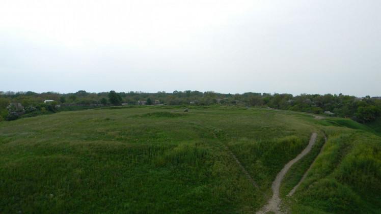 В Харьковской области на берегах Донца был древний город