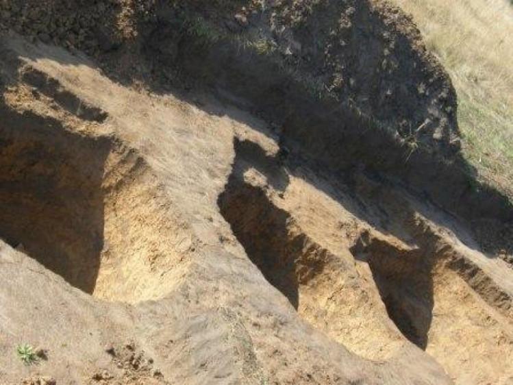 В Мохначе был древний город