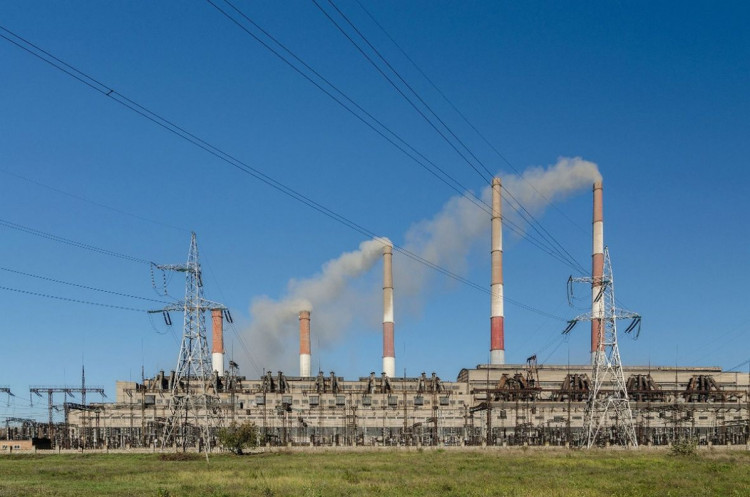 Змиевская ТЭС является одним из крупнейших загрязнителей в Харьковской области