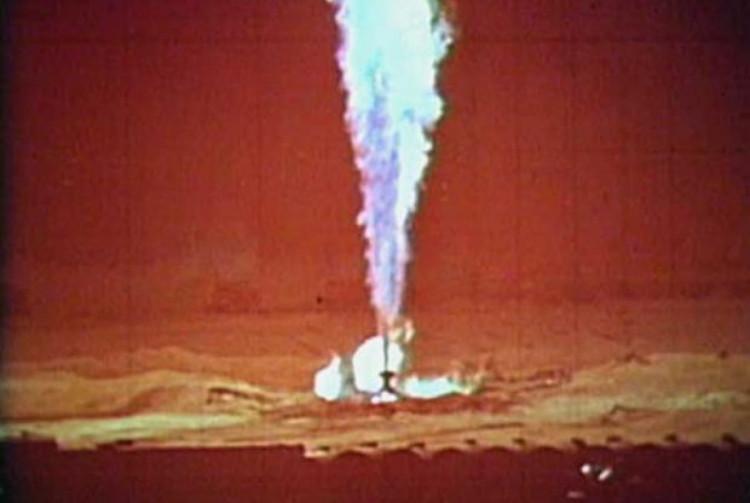 Ядерный взрыв в Харьковской области