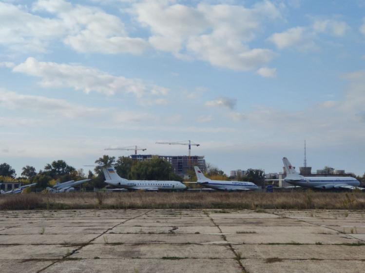 Музей авиации Харьковского авиазавода