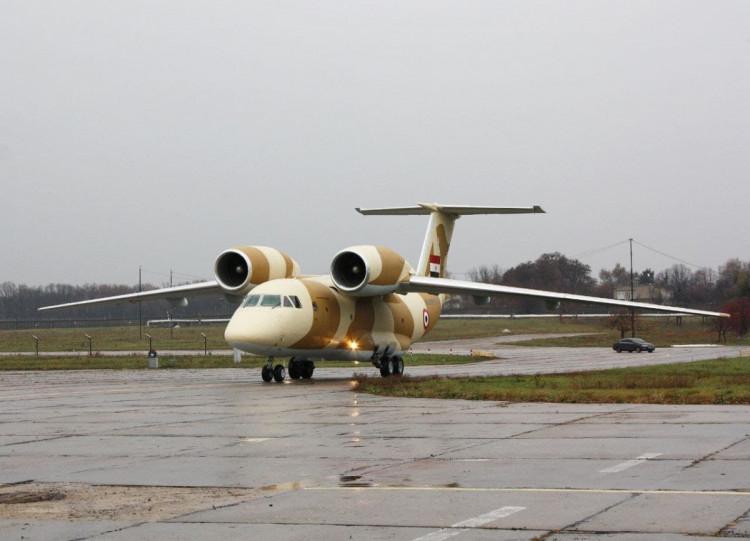 В Харькове будут ремонтировать египетские самолеты Ан-74