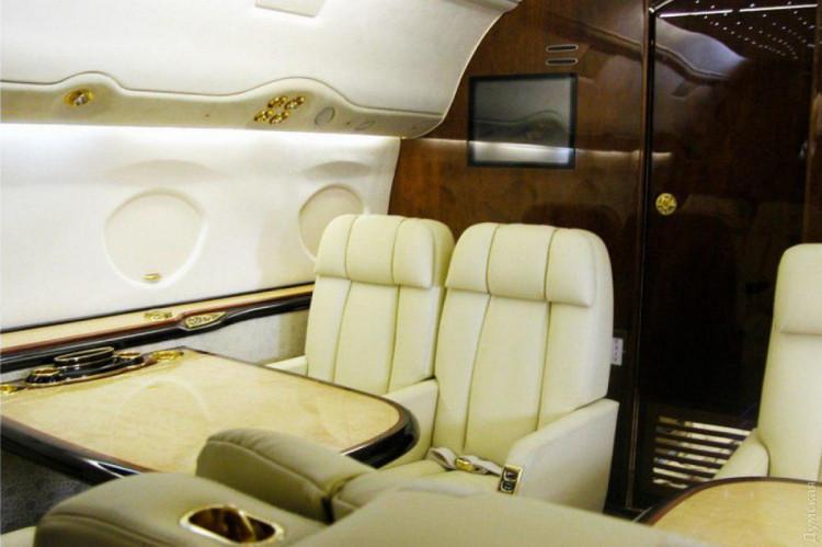 Харьковский авиазавод делал украинские бизнес-джеты